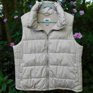 Old Navy Plus Size Puffer Vest